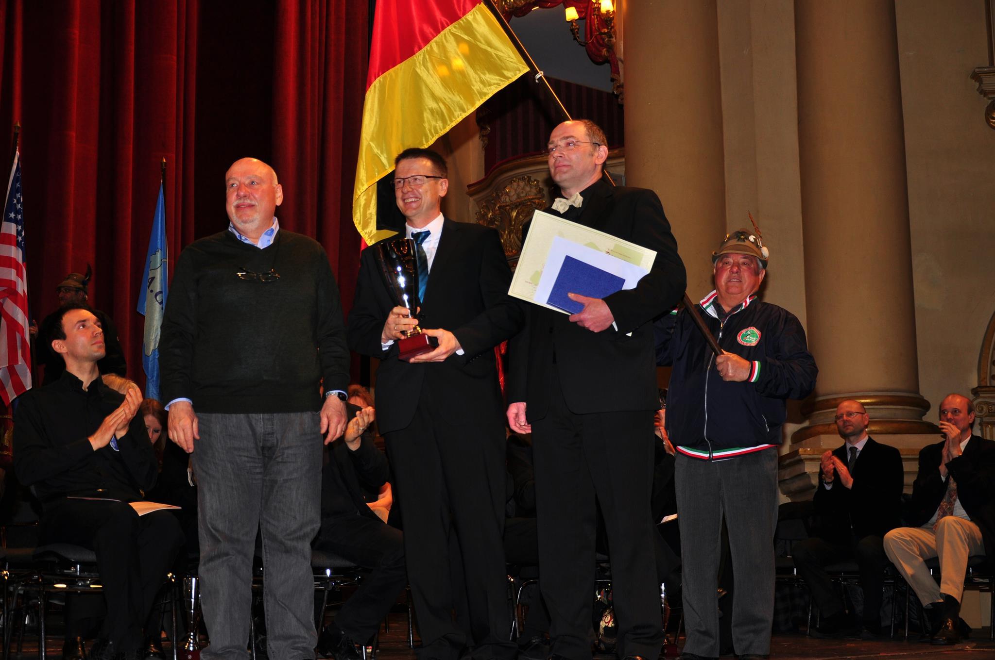 XXIV. Concorso Internazionale di Canto Corale in Verona