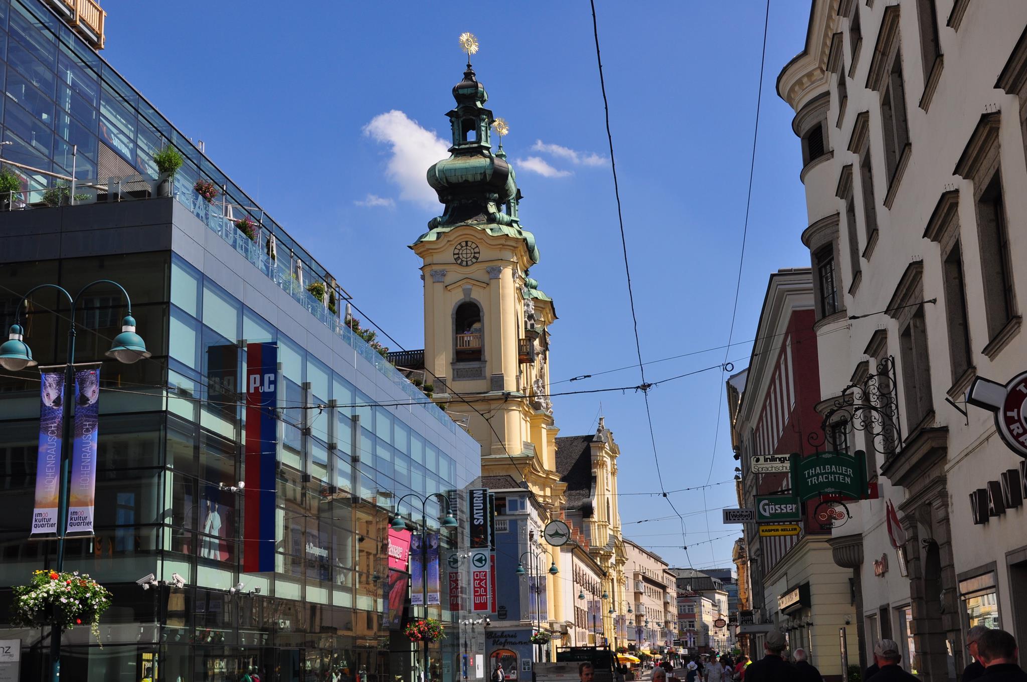 5. Int. Anton-Bruckner-Chorwettbewerb & Festival in Linz
