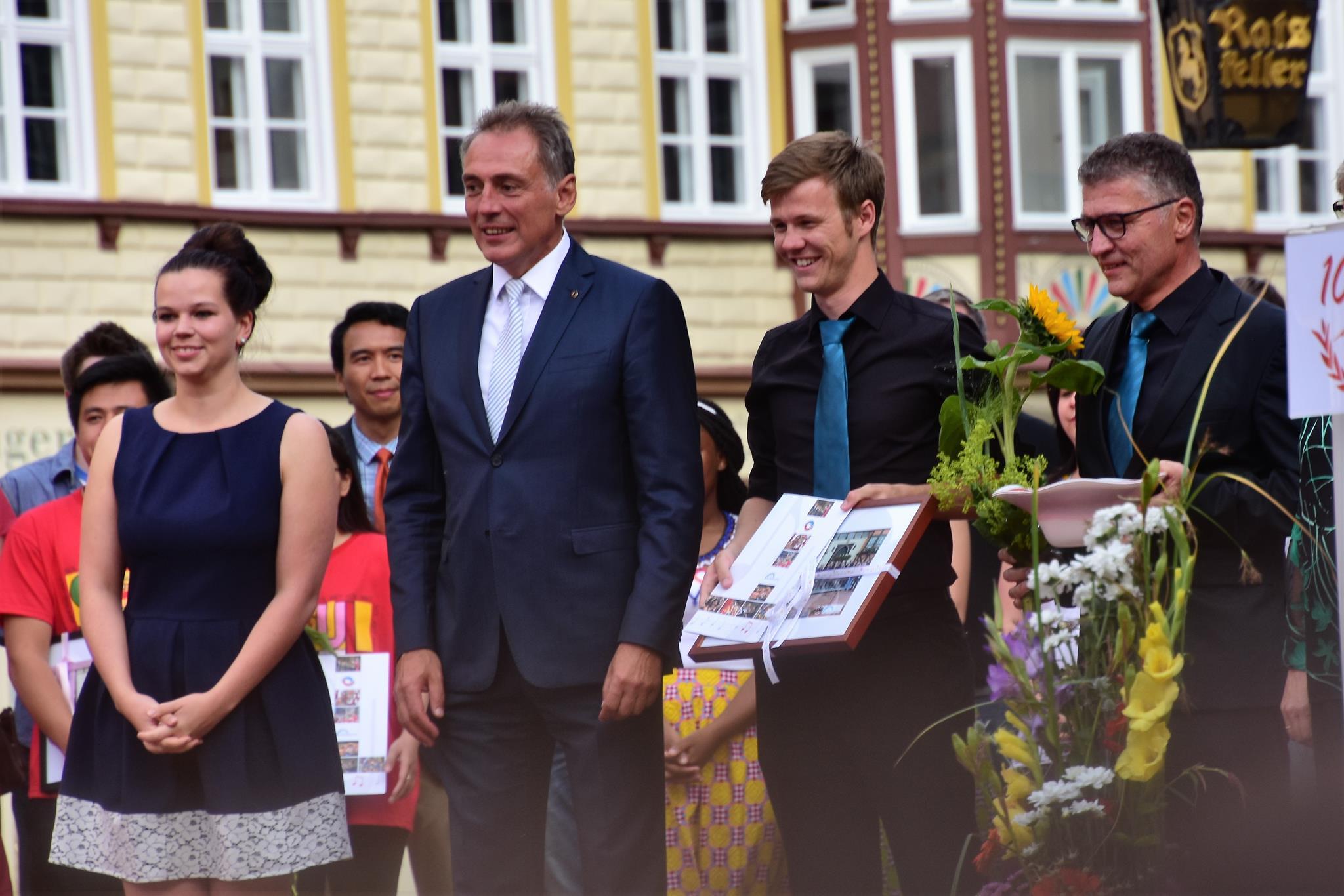 10. Int. Johannes-Brahms-Chorfestival & Wettbewerb in Wernigerode